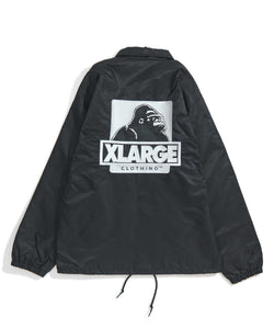 EMBROIDERY OG COACHES JACKET OUTERWEAR XLARGE
