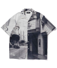 Load image into Gallery viewer, S/S OPEN COLLAR SHIRT