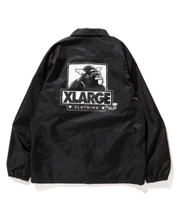 XLARGE x D*FACE COACHES JACKET OUTERWEAR XLARGE