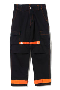 ADJUSTABLE CARGO PANTS PANTS XLARGE