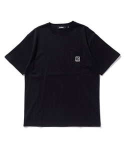 S/S POCKET TEE SQUARE OG