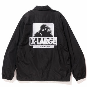 EMBROIDERY OG COACHES JACKET