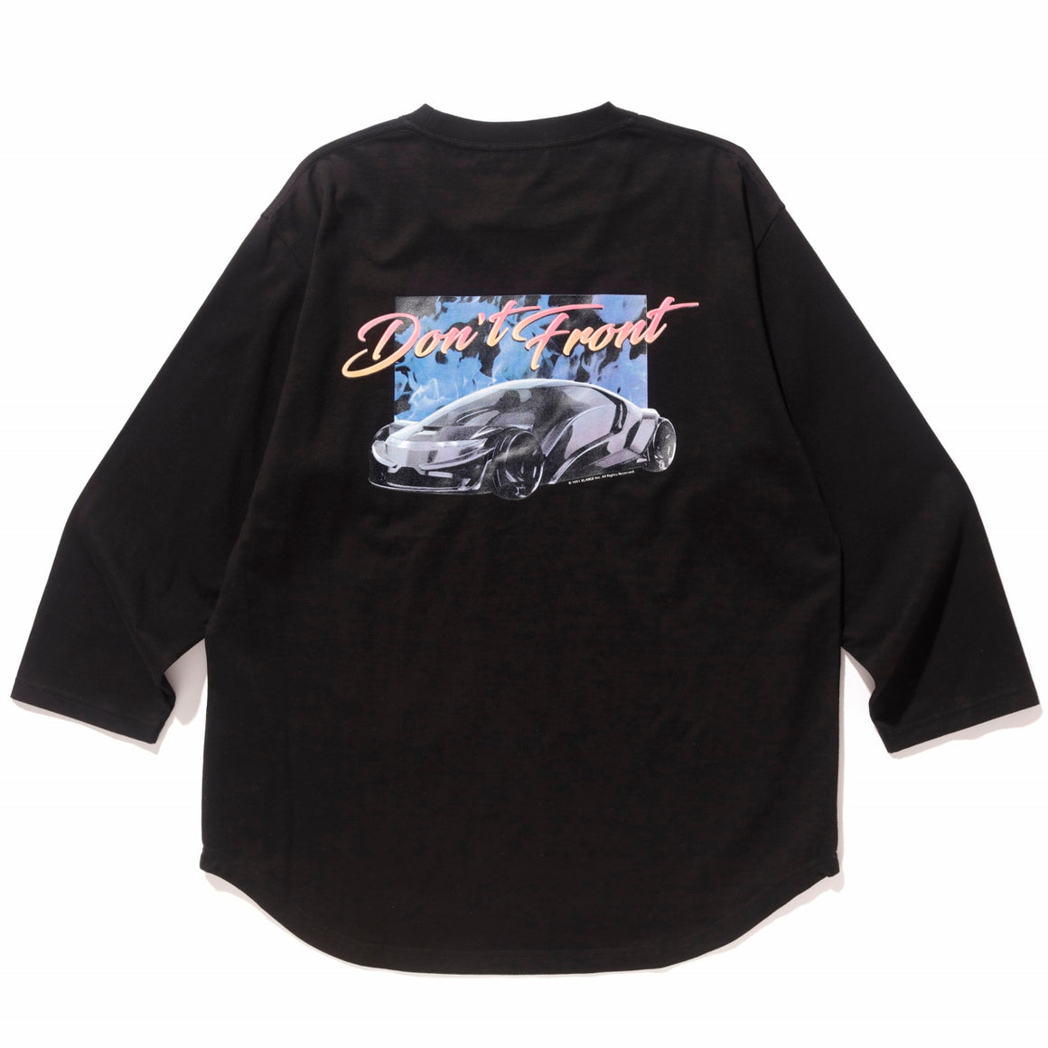 DONT FRONT 7L POCKET TEE T-SHIRT XLARGE