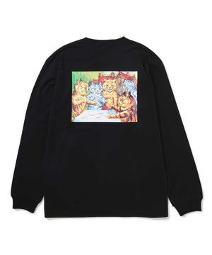 L/S TEE OUTSIDER