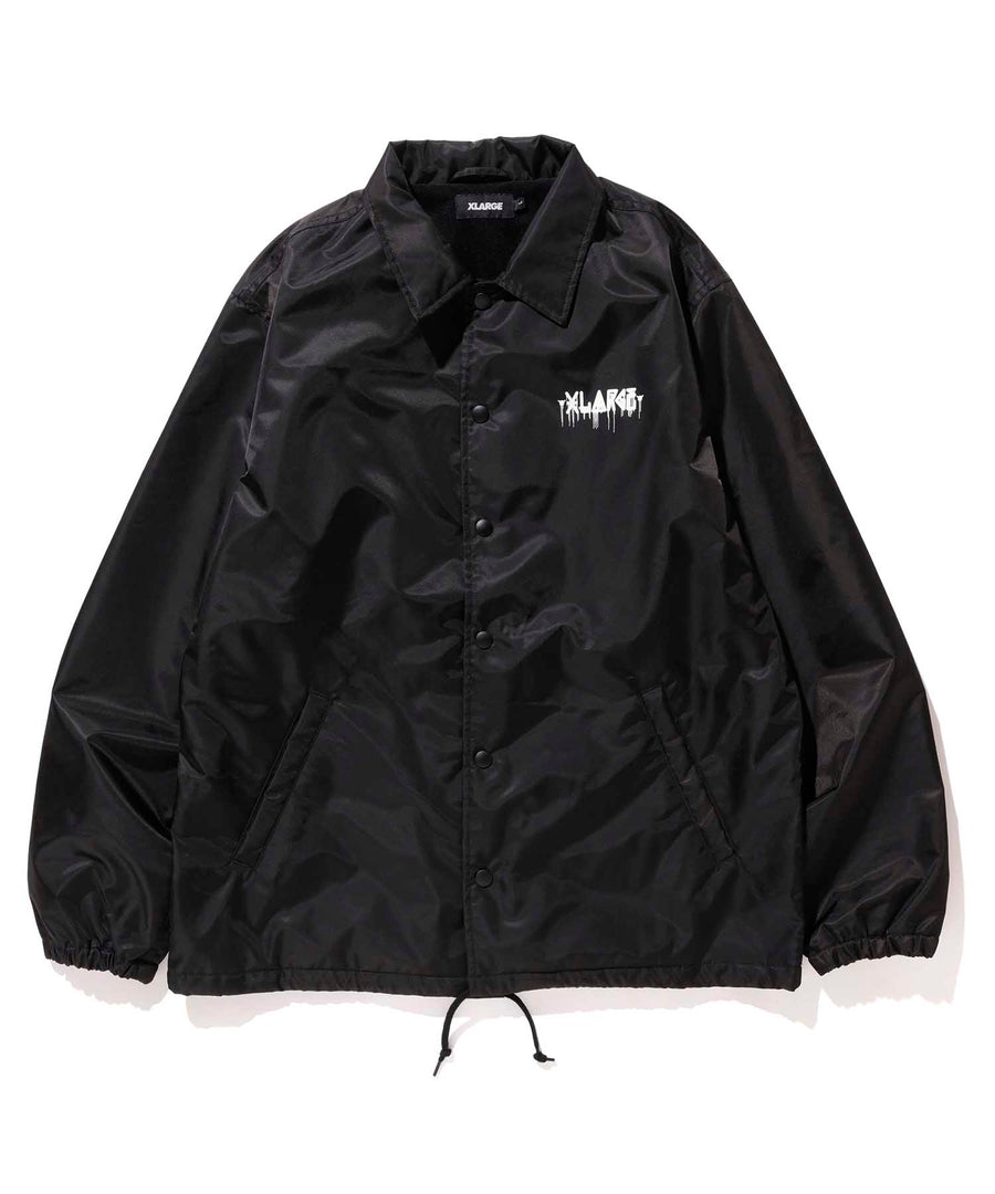 XLARGE x D*FACE COACHES JACKET