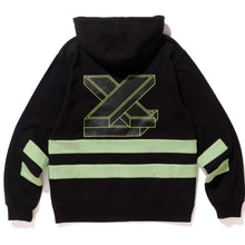 Load image into Gallery viewer, LINED FULLZIP HOODED SWEAT FLEECE, CREWNECK, HOODIE XLARGE