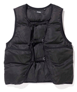PUFF UTILITY VEST OUTERWEAR XLARGE