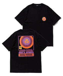 S/S TEE PSYCHEDELIC T-SHIRT XLARGE