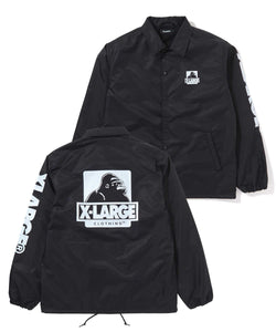 OG PRINTED COACHES JACKET OUTERWEAR XLARGE