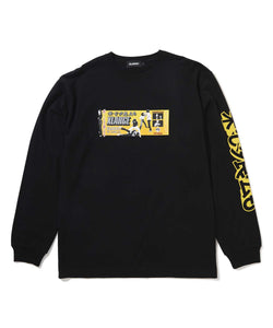L/S TEE FU YOU T-SHIRT XLARGE