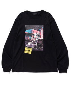 L/S TEE FINAL WARNING T-SHIRT XLARGE