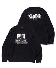 Load image into Gallery viewer, XLARGE x D*FACE OG CREW NECK SWEAT