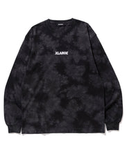 Load image into Gallery viewer, L/S TIEDYE TEE STANDARD LOGO