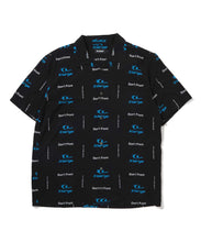 Load image into Gallery viewer, S/S LASER ALLOVER PRINTED RAYON SHIRT SHIRT XLARGE