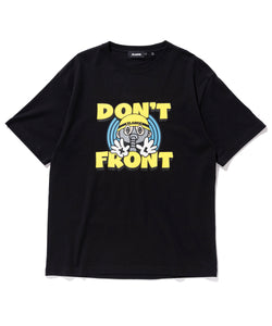 S/S PRINT TEE DONT FRONT T-SHIRT XLARGE