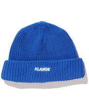 Load image into Gallery viewer, LOGO SHORT LENGTH BEANIE