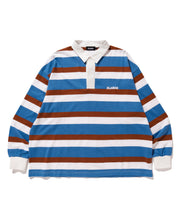 Load image into Gallery viewer, RUGBY STRIPE SHIRT