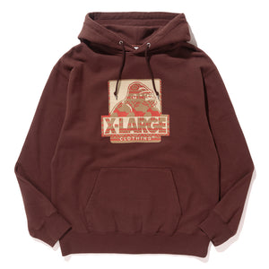 NORDIC OG PULLOVER HOODED SWEAT - X-Large Clothing