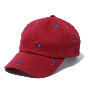 ALLOVER EMBROIDERY CAP