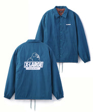 Load image into Gallery viewer, SLANTED OG BOA COACHES JACKET OUTERWEAR XLARGE