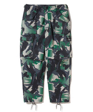 Load image into Gallery viewer, GRADATION CAMO CARGO PANTS