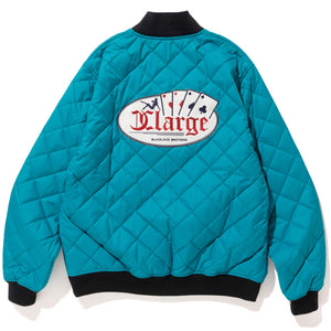 QUILTED JACKET OUTERWEAR XLARGE