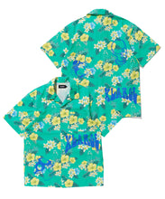 Load image into Gallery viewer, FLORAL PRINT SHIRT SHIRT XLARGE
