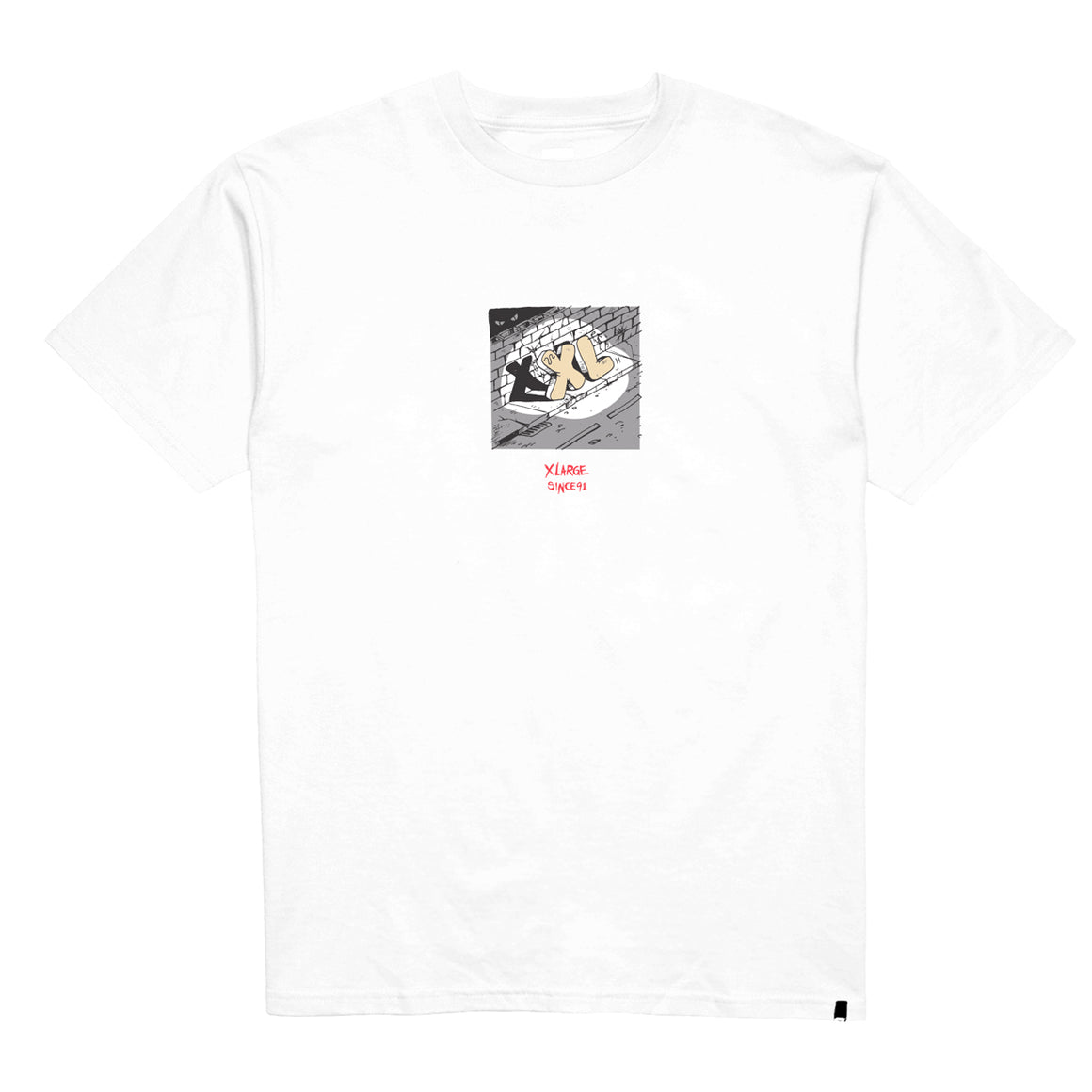 LURKER SS TEE - X-Large Clothing