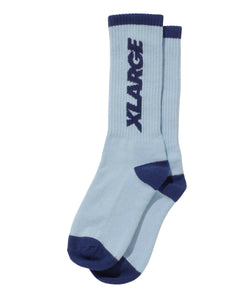 2TONE LOGO MIDDLE SOCKS ACCESSORIES XLARGE