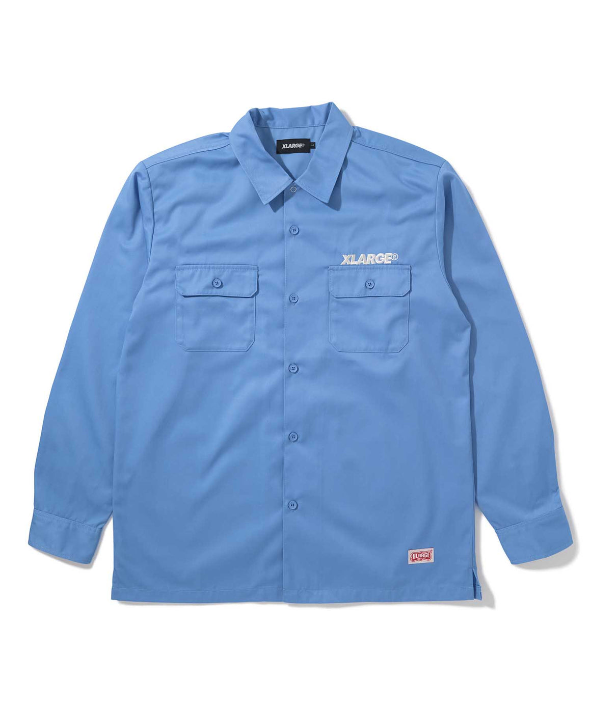 OG LS WORK SHIRT - X-Large Clothing