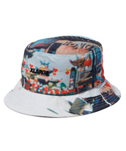 Load image into Gallery viewer, LA CHINATOWN BUCKET HAT HEADWEAR XLARGE