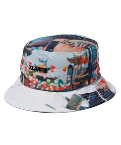 LA CHINATOWN BUCKET HAT HEADWEAR XLARGE