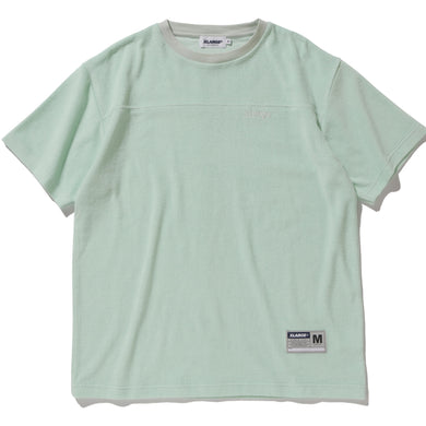 TERRY FOOTBALL SS SHIRT T-SHIRT XLARGE-TD