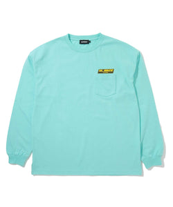 L/S URBAN POCKET TEE T-SHIRT XLARGE
