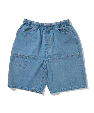 COIN POCKET DENIM SHORT BOTTOMS XLARGE