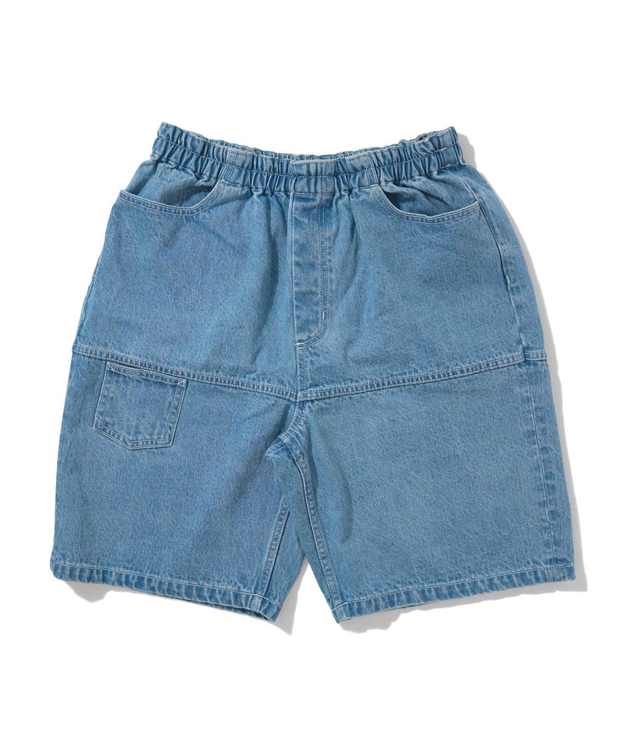 COIN POCKET DENIM SHORT SHORTS XLARGE