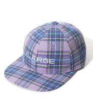 Load image into Gallery viewer, PLAID 6PANEL CAP HEADWEAR XLARGE
