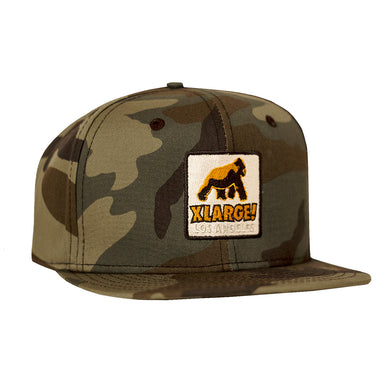 X-LARGE WALKING APE - NEW ERA 9FIFTY SNAPBACK CAP HEADWEAR XLARGE