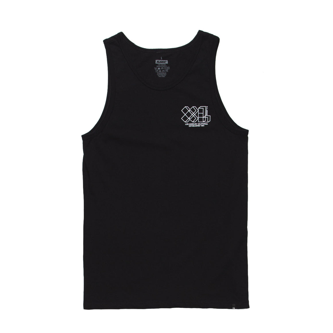 KINETIC TANK TOP - X-Large Clothing