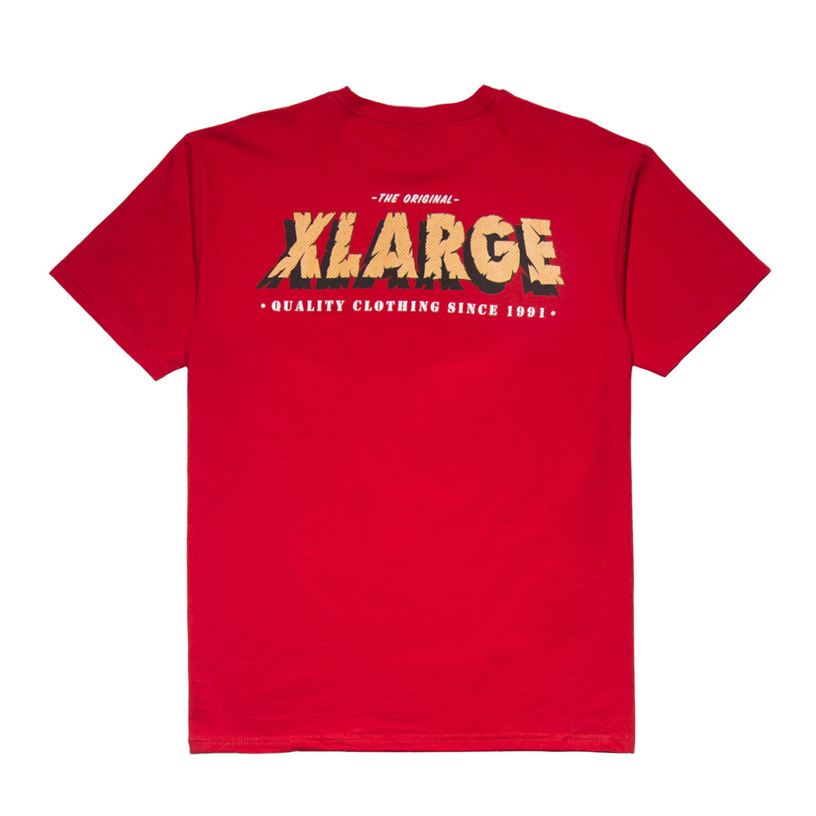 FURY SS TEE - X-Large Clothing