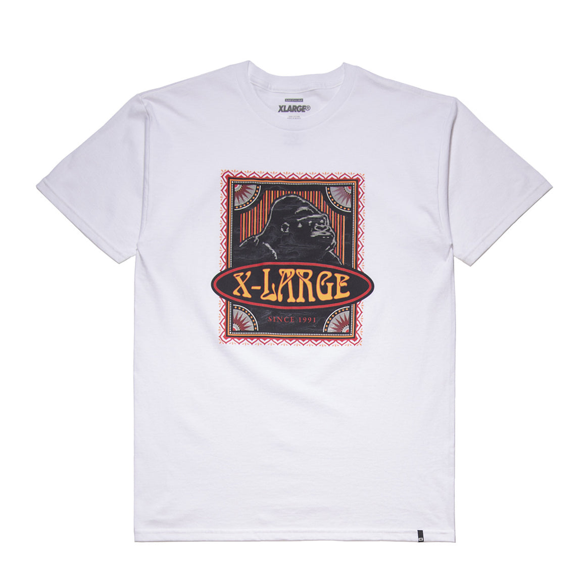 MYSTIC SS TEE - X-Large Clothing