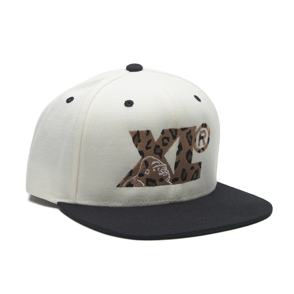 CHEETAH CAMEO HAT - X-Large Clothing