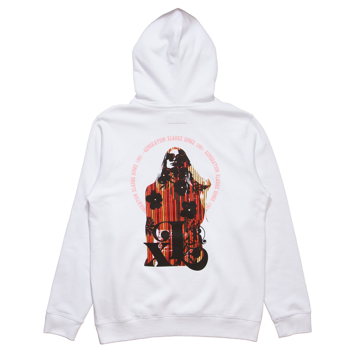 DAZED PULLOVER HOODIE - X-Large Clothing