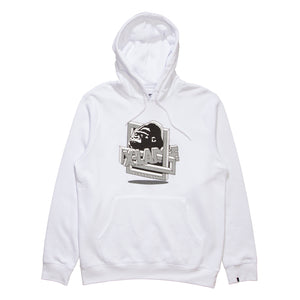 RIDDLE PULLOVER HOODIE - X-Large Clothing
