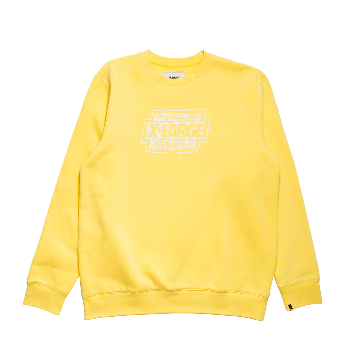 ANGST CREWNECK FLEECE - X-Large Clothing