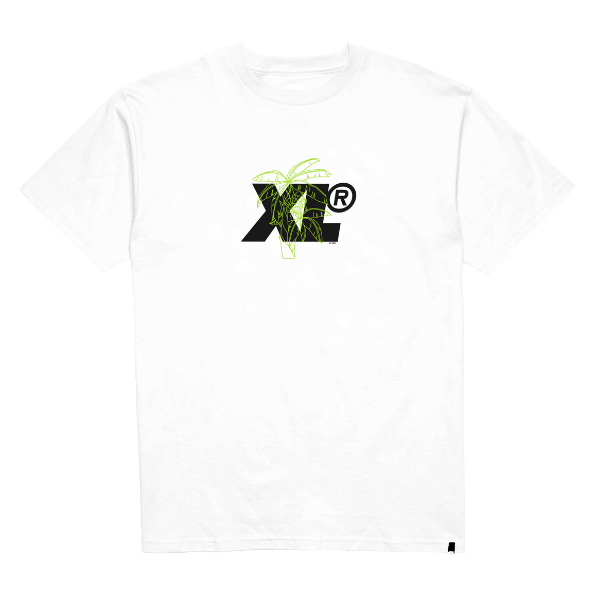 TREE TOP SS TEE - X-Large Clothing