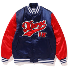 Load image into Gallery viewer, SCRIPT LOGO VARSITY PUFF JACKET OUTERWEAR XLARGE