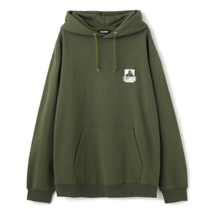 OG PRINTED PULLOVER HOODED SWEAT