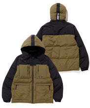 Load image into Gallery viewer, HOODED FRONT POCKET DOWN JACKET