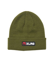 Load image into Gallery viewer, RUBBER LOGO BEANIE HEADWEAR XLARGE